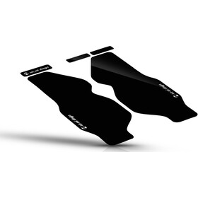 Riesel Design fork:guard, black